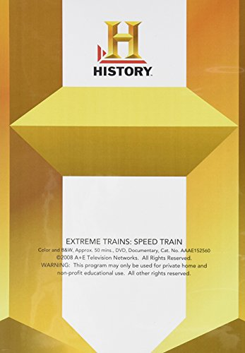 Extreme Trains: High Speed Train