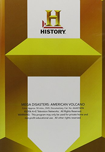 Mega Disasters: American Volcano