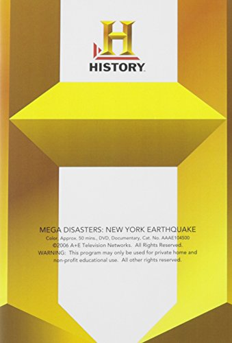 Mega Disasters: NY Earthquake