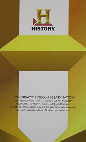Conspiracy: Lincoln Assassination
