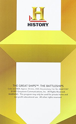 The Great Ships: The Battleships