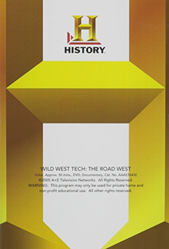 Wild West Tech: The Road West