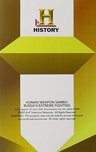 Human Weapon: Sambo: Russia's Extreme Fighting