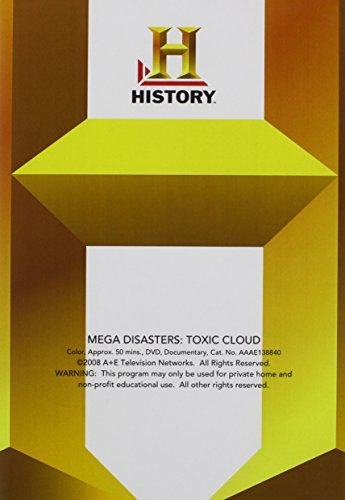 Mega Disasters Season 3: Toxic Cloud