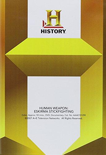 Human Weapon: Eskrima Stickfighting