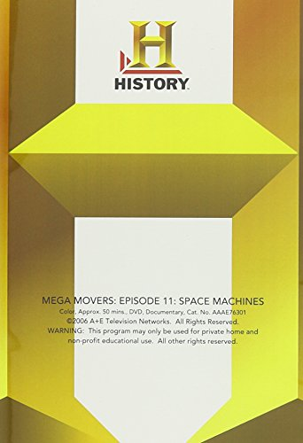 Mega Movers: Episode 11: Space Machines