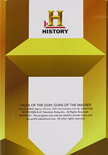 Tales Of The Gun: Guns of the Mauser