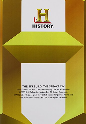 The Big Build: The Speakeasy