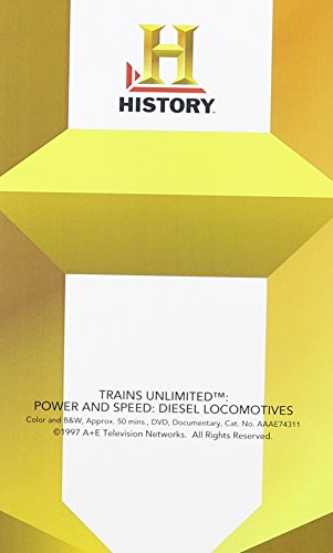 Trains Unlimited: Power and Speed: Diesel Locomotives