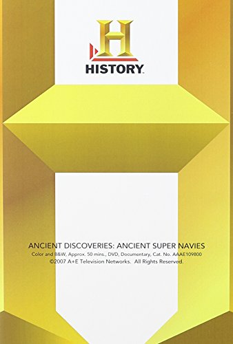 Ancient Discoveries: Ancient Super Navies