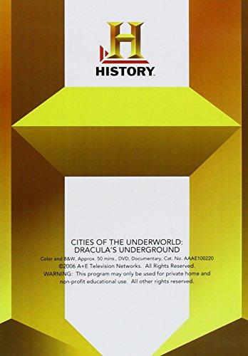 Cities of the Underworld: Draculas Underground