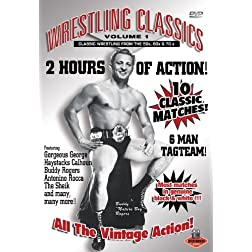 Wrestling Classics Volume 1