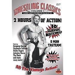 Wrestling Classics Volume 1