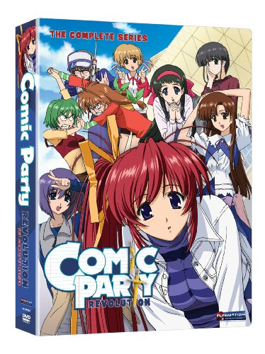Comic Party Revolution TV: Complete Series Box Set