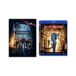 Night At The Museum + Night At The Museum: Battle Of The Smithsonian [Blu-ray]