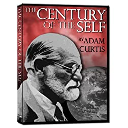 Century of the Self (ADAM CURTIS) 2 DVD Set