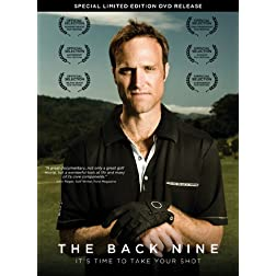 "The Back Nine ""It's time to take your shot"""