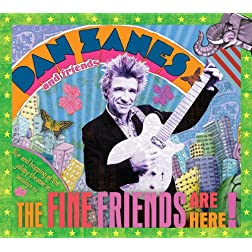 The Fine Friends Are Here (DVD with CD)