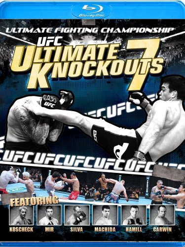 Ultimate Fighting Championship: Ultimate Knockouts, Vol. 7 [Blu-ray]