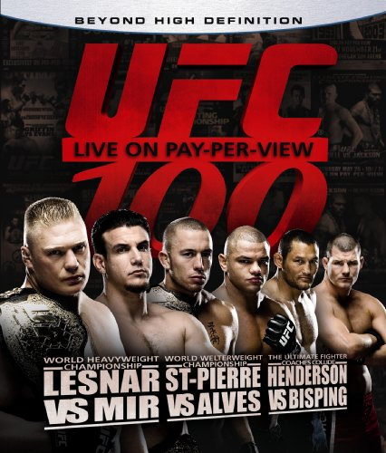 UFC 100 Making History: Lesnar vs. Mir  [Blu-ray]