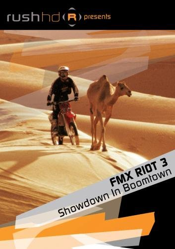 FMX Riot 3: Showdown in Boomtown