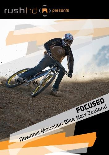Focused: Downhill Mountain Bike New Zealand