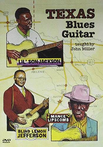 Texas Blues Guitar