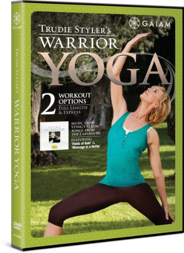 Trudie Styler's Warrior Yoga