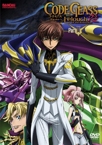 Code Geass Leouch of the Rebellion: R2, Part 2