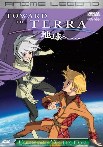 Toward the Terra: Complete Collection