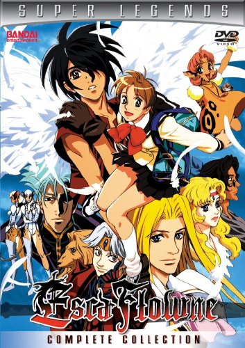 Escaflowne: Complete Collection