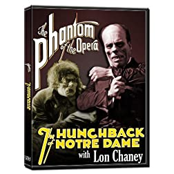 The Phantom of the Opera / The Hunchback of Notre Dame (COLLECTORS EDITION) 1925 & 1923