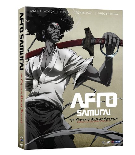 Afro Samurai: Complete Murder Sessions (Director's Cut)