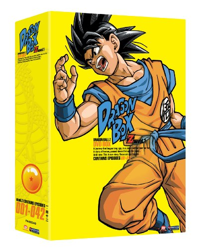 Dragon Ball Z: Dragon Box One