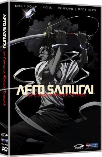 Afro Samurai: Complete Murder Sessions (Spike Version)