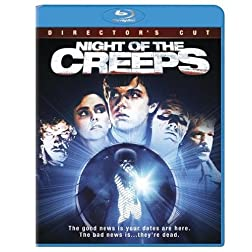 Night of the Creeps [Blu-ray]