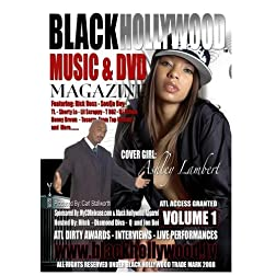 Black Hollywood DVD MAGAZINE VOL 1.