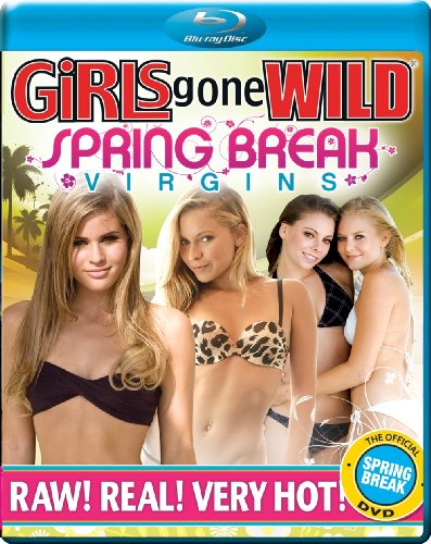 Girls Gone Wild: Spring Break Virgins [Blu-ray]