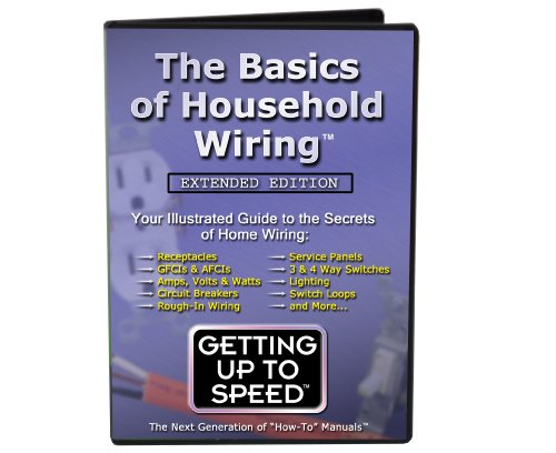 Getting Up to Speed: The Basics of Household Wiring