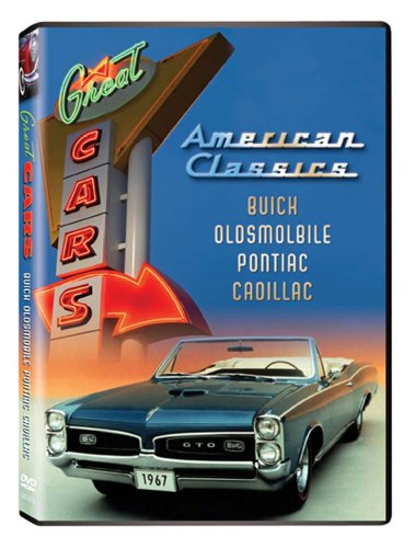 Great Cars: Buick Oldsmobile Pontiac Cadillac
