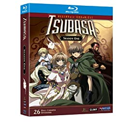 Tsubasa RESERVoir CHRoNiCLE: Season 1 [Blu-ray]