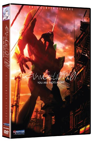Evangelion: 1.01 You Are (Not) Alone - Movie