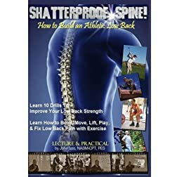 Shatterproof Spine