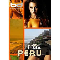 Bikini Destinations Lima Peru