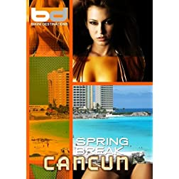 Bikini Destinations Spring Break Cancun Mexico