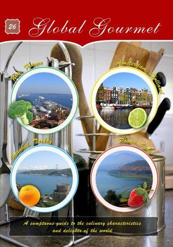 Global Gourmet Dourade, Hutspot, Grilled Hake, Dourade Turkish Style & Apple and Berry Dessert