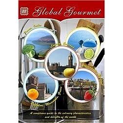 Global Gourmet Brucetta, Horatiki Salata, Arni Kleftiko, Haringspiraal & Lemon Meringue Pie