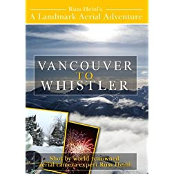 Aerial Adventures Vancouver to Whistler