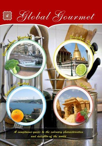 Global Gourmet Kedgeree, Penang Beef Curry, Adana Kebab & Vegeterian Dish
