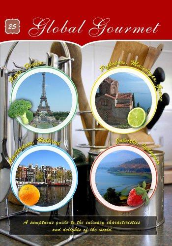 Global Gourmet La Mouclade, Dolmadas, Smoked Pork & Ajam Rica Nica